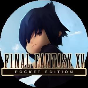 Cover Final Fantasy XV Pocket Edition