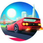 Cover Horizon Chase - World Tour