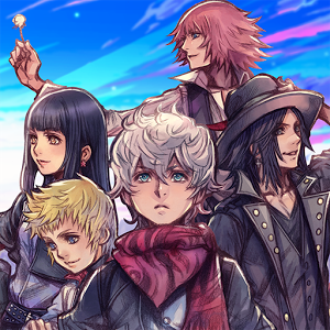 Cover KINGDOM HEARTS Union χ[Cross]