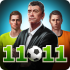 Cover 11x11: Football manager (Android)