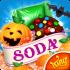 Cover Candy Crush Soda Saga