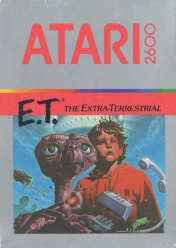 Cover E.T.: The Extra Terrestrial (Atari 2600)