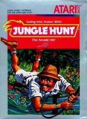Cover Jungle Hunt