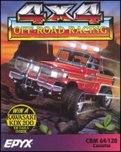 Cover 4x4 Off-Road Racing