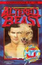 Cover Altered Beast (C64)