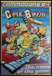 Cover Comic Bakery