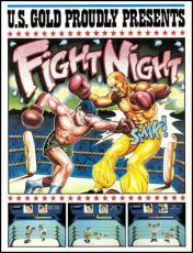 Cover Fight Night