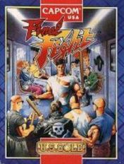 Cover Final Fight (C64)