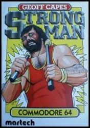Cover Geoff Capes Strongman Challenge