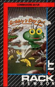 Cover Gribbly's Day Out