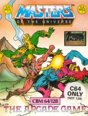 Cover He-Man and the Masters of the Universe (C64)