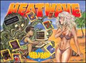 Cover Heat Wave (C64)
