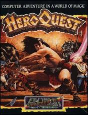 Cover HeroQuest