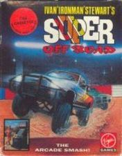 "Cover Ivan ""Ironman"" Stewart's Super Off Road"