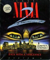 Cover Last Ninja 2