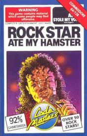 Cover Rock Star Ate My Hamster
