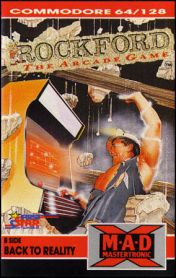 Cover Rockford: The Arcade Game