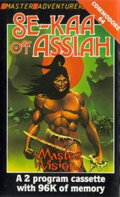 Cover Se-Kaa of Assiah