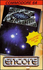 Cover Space Academy