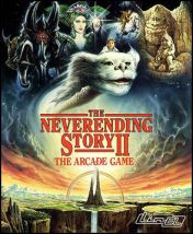 Cover The Neverending Story II
