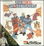 Cover The Real Ghostbusters