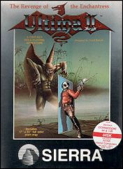 Cover Ultima II: The Revenge of the Enchantress