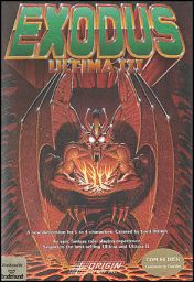 Cover Ultima III: Exodus