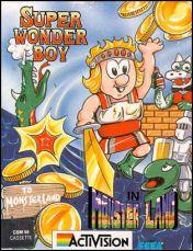 Cover Wonder Boy in Monster Land