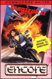 Cover Saboteur II: Avenging Angel (1987)