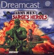 Cover Army Men: Sarge's Heroes (Dreamcast)
