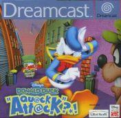 Cover Disney's Donald Duck: Goin' Quackers (Dreamcast)