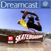 Cover MTV Sports: Skateboarding Featuring Andy McDonald