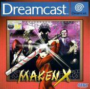 Cover Maken X