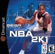 Cover NBA 2K1