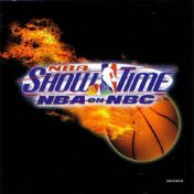 Cover NBA Showtime: NBA on NBC