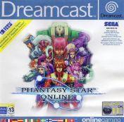 Cover Phantasy Star Online