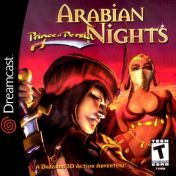 Cover Prince of Persia: Arabian Nights (Dreamcast)
