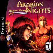Cover Prince of Persia: Arabian Nights
