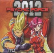 Cover Psychic Force 2012