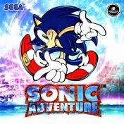 Cover Sonic Adventure (Dreamcast)