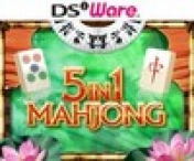 Cover 5 in 1 Mahjong