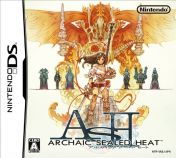 Cover ASH: Archaic Sealed Heat