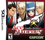 Cover Ace Attorney: Apollo Justice