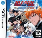 Cover Bleach: The Blade of Fate