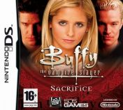 Cover Buffy the Vampire Slayer: Sacrifice