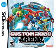 Cover Custom Robo Arena