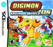 Cover Digimon World DS