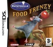 Cover Disney/Pixar Ratatouille: Food Frenzy