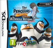 Cover DreamWorks Penguins of Madagascar: Dr. Blowhole Returns - Again!