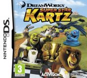 Cover DreamWorks Super Star Kartz (DS)